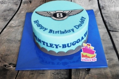 Bently taart