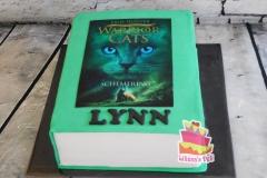 Book taart