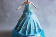 Frozen taart 7