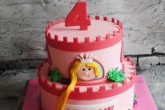 Prinsses taart