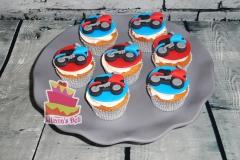 motor cupcakes