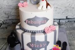 taart 30 jaar