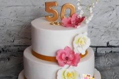 taart 50 jaar