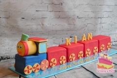 train taart
